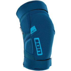 ION K-Pact Zip Knee Protectors ocean blue